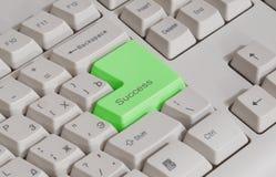Niettypisch toetsenbord Royalty-vrije Stock Afbeelding