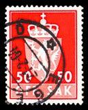 nietypowy SAK Ja, żakiet ręki seria około 1962, zdjęcie royalty free