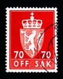 nietypowy SAK Ja Fosforescent, seria, około 1970 obrazy stock