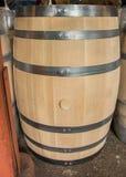 Nieużywana bourbon baryłka zdjęcia royalty free