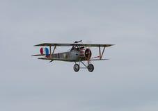 Nieuport 17双翼飞机 图库摄影