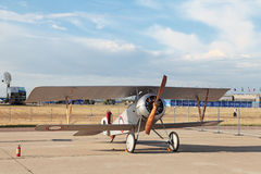 Nieuport-17 Photo stock