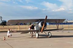 Nieuport-17 Fotografia Stock