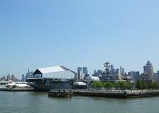 Nieustraszony morza, Lotniczego i Astronautycznego muzeum w Nowy Jork, Zdjęcia Royalty Free