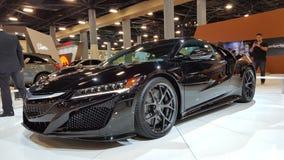 Nieuw Acura NSX Stock Foto's
