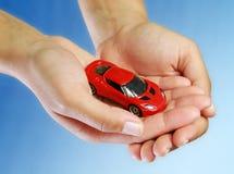 Nieuw autosymbool Royalty-vrije Stock Fotografie