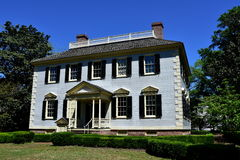 Nieuw Bern, NC: 1780 John Wright Stanly House Royalty-vrije Stock Afbeelding