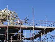 Nieuw bouw Royalty-vrije Stock Foto's