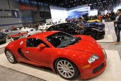 Nieuw Bugatti Veyron 16.4 Royalty-vrije Stock Afbeeldingen