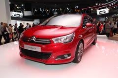Nieuw Citroën C4 Stock Afbeelding