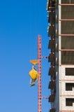Nieuw de bouw project Royalty-vrije Stock Foto's
