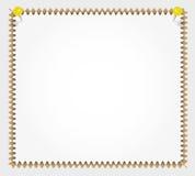 Nieuw document stootkussen Royalty-vrije Stock Afbeeldingen