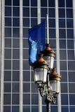 Nieuw en oud Europa Royalty-vrije Stock Foto's