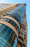 Nieuw flatgebouw Stock Foto's
