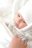 Nieuw - geboren Royalty-vrije Stock Foto's