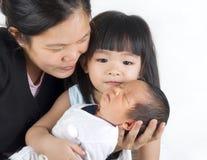 Nieuw - geboren baby stock afbeeldingen