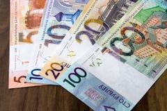 Nieuw geld in Wit-Rusland Royalty-vrije Stock Afbeelding