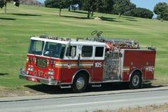 Nieuw Glasgow Fire Department Stock Afbeeldingen