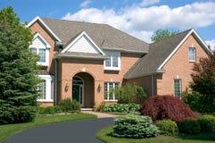 Nieuw Huis 119 stock foto