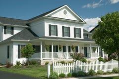 Nieuw Huis 122 stock foto