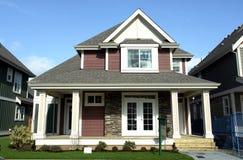 Nieuw Huis Royalty-vrije Stock Afbeelding