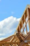 Nieuw huis Stock Foto's