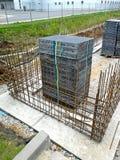 Nieuw huisbouw Stock Fotografie