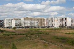 Nieuw huisdistrict Royalty-vrije Stock Foto's