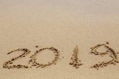 Nieuw jaar 2019 Royalty-vrije Stock Foto's