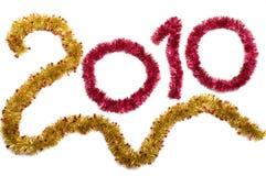 Nieuw jaar. Stock Foto's