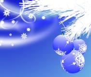 Nieuw jaar Royalty-vrije Stock Afbeelding