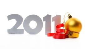 Nieuw jaar 2011 Royalty-vrije Stock Foto
