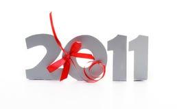 Nieuw jaar 2011 Royalty-vrije Stock Fotografie