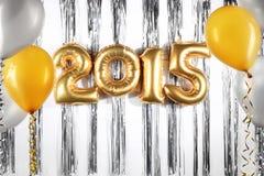 Nieuw jaar 2015 Stock Afbeeldingen