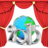 Nieuw jaar Royalty-vrije Stock Foto