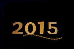 Nieuw jaar 2015 Royalty-vrije Stock Foto