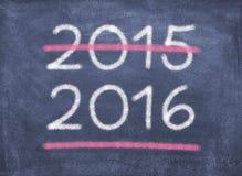 Nieuw jaar Stock Foto