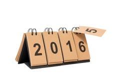Nieuw jaar 2016 Stock Foto's