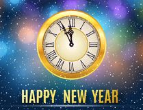 Nieuw jaar en Kerstmisconcept Royalty-vrije Stock Fotografie