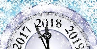 Nieuw jaar en Kerstmisconcept Royalty-vrije Stock Foto