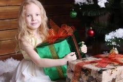 Nieuw jaar en Kerstmisconcept Royalty-vrije Stock Foto's