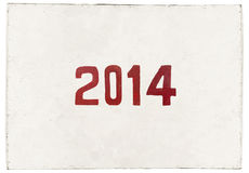 Nieuw jaar 2015 van de geit Stock Foto's