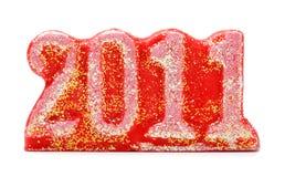 Nieuw jaarsymbool Royalty-vrije Stock Afbeelding