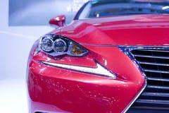Nieuw Lexus IS 300 h Royalty-vrije Stock Foto's