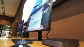 Nieuw Mac Mini Hero Product stock footage
