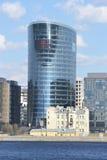 Nieuw modern commercieel centrum, St. Petersburg Royalty-vrije Stock Fotografie