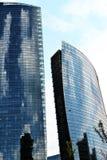 Nieuw modern district in Milaan Stock Foto