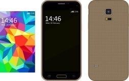 Nieuw modern Smartphone Stock Foto