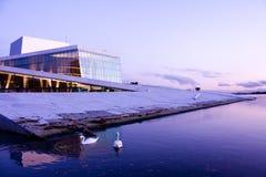 Nieuw Ontwerp 2 van de Opera stock foto's