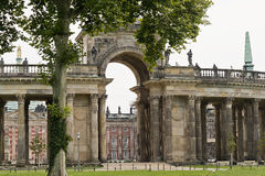 Nieuw paleis, Potsdam, Duitsland Royalty-vrije Stock Foto